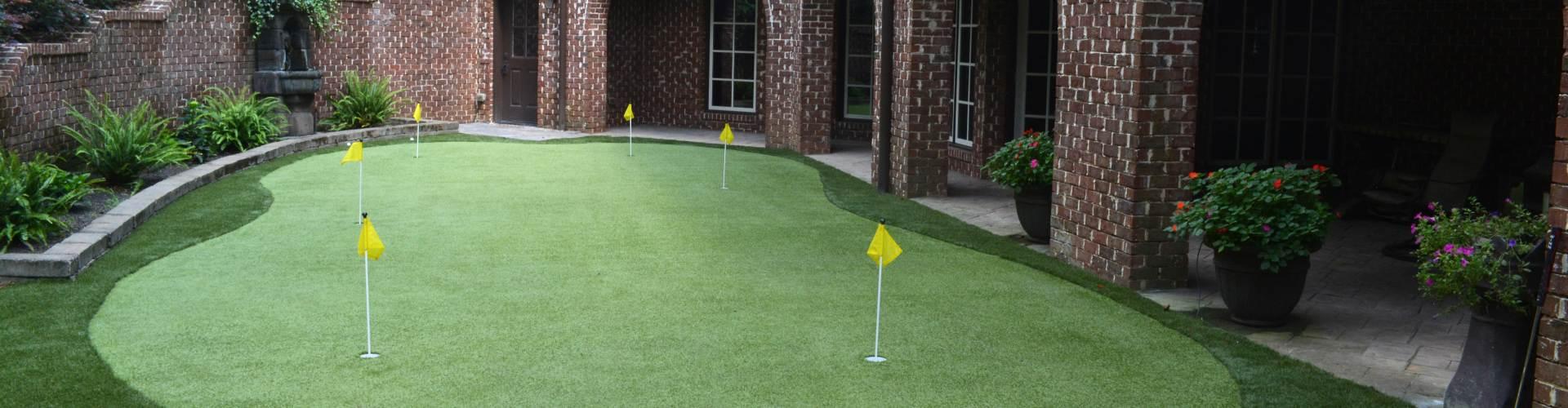 Backyard Putting Green Cost, Putting Green In Garden Cost